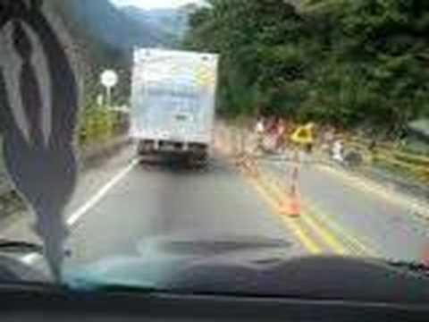 Colombia to Villavicencio