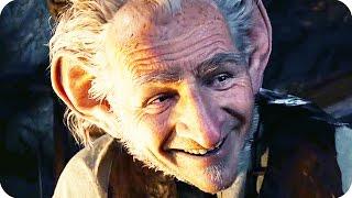 DISNEY'S THE BFG Trailer 2 (2016) Steven Spielberg