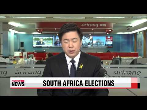 South Africans vote in general elections