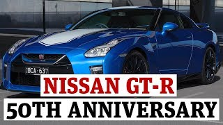 Review: Nissan GT-R 50th Anniversary