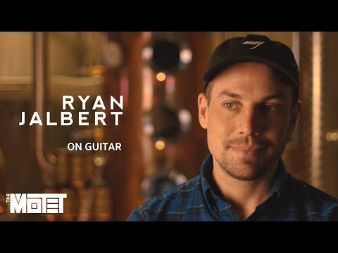 Conversations with The Motet, Volume 6 ft. Ryan Jalbert | Presented by Punching Mule