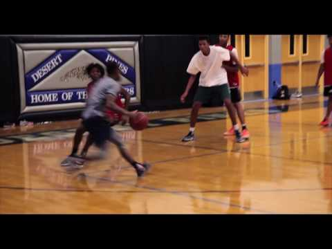 Respect Vegas Training Camp ft CJ Watson Troy Brown Jr Chuck O'bannon Jr Pierre Jackson