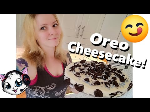 let's-make-an-oreo-cheesecake-with-trucker-cassie!