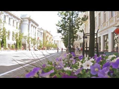 Kita Stotelê: Vilnius.-