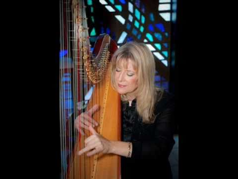 Wedding Harpist Victoria Schultz Performs Canon In D Orlando Florida