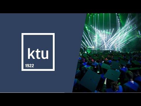 KTU | Diplomų įteikimo šventė 2016 (įrašas)