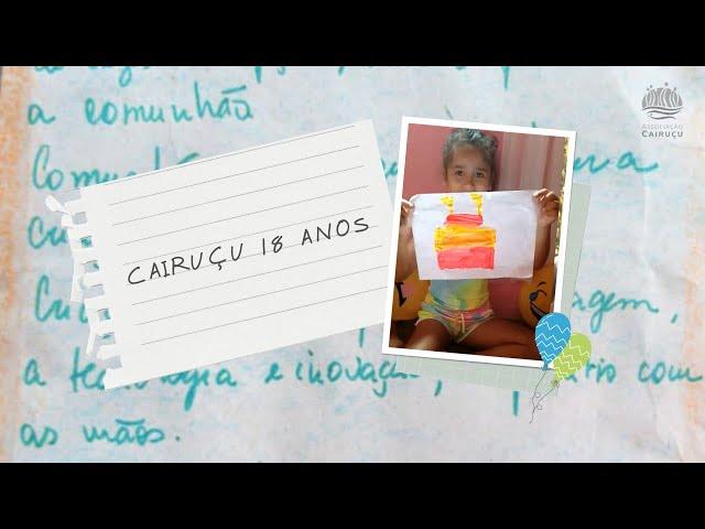 Associação Cairuçu | 18 anos