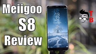 MEIIGOO S8 Review and Hands-on: Infinity Display with 4/64GB (Official video)