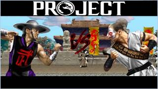 MK PROJECT TOURNAMENT PARTE 1