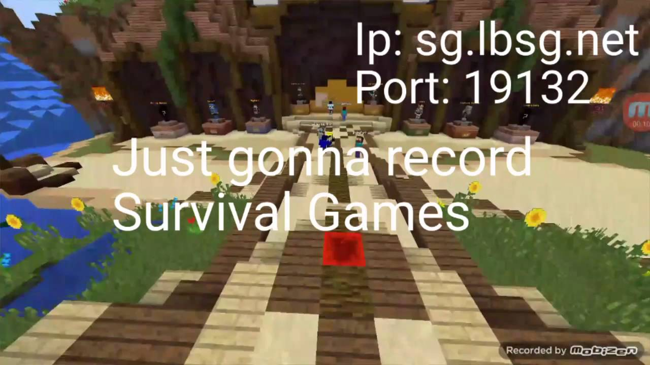 how to create a free private minecraft pe server