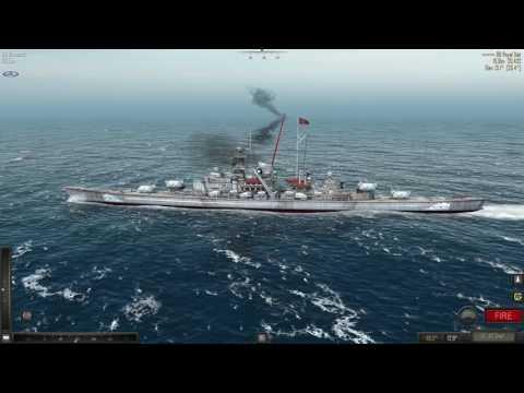 Atlantic Fleet DKM Bismarck Vs HMS Royal Oak
