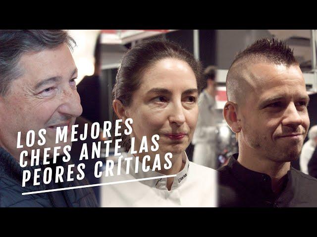 EL COMIDISTA | Mucha textura y mucha tontería: los chefs responden a sus peores críticas