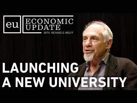 Economic Update:  Launching a New University