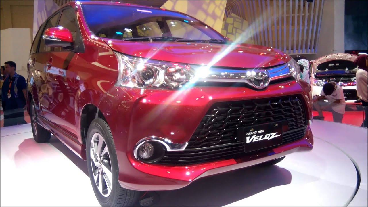 Suspensi Grand New Veloz Toyota Yaris Trd Malaysia Giias 2015 Youtube