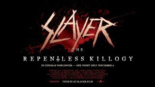 Gambar cover Slayer: The Repentless Killogy @ VILLAGE CINEMAS