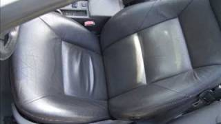 Saab 9-3 seat cushion swap