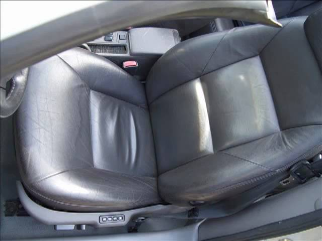 Saab 9-3 Seat Cushion Swap - YouTube