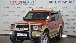 Mitsubishi Pajero с пробегом 1997 | Автомобили с пробегом ТТС Уфа