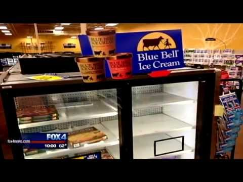 Blue Bell Recalls All Products