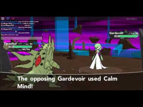 Roblox/Pokemon Brick Bronze - PvP with GamerXtreme
