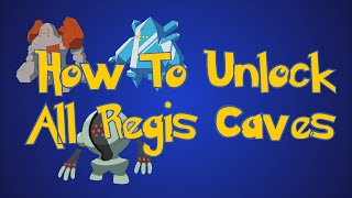 Pokemon Omega Ruby and Alpha Sapphire Tips: How To Open Regis Caves(, 2014-11-24T23:24:59.000Z)