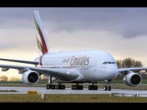 Emirates announces $16 billion deal to buy 50 Airbus 350