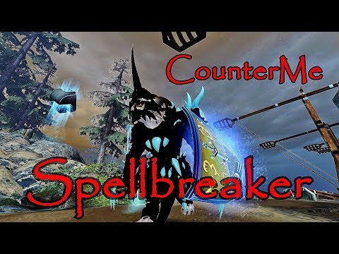 Guild Wars 2 - Spellbreaker PvP #NeverOutOfMeta