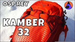 Osprey Kamber 32  Review