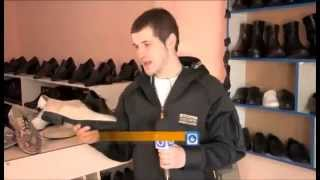 видео Производство обуви как бизнес