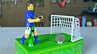 Japanese Soccer Coin Bank