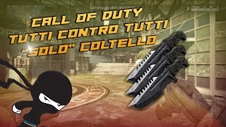 Call Of Duty Tutti Contro Tutti