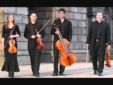 Pachelbel Canon - The Endymion String Quartet, North West England