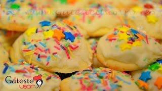 Reteta de Biscuiti fara gluten cu glazura de Craciun