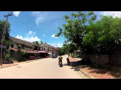 Luang Prabang en bici