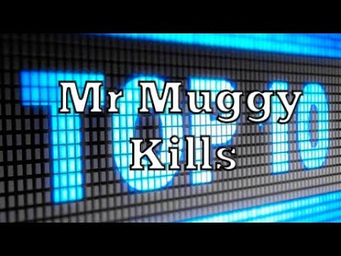 Top 10 Mr Muggy Kills