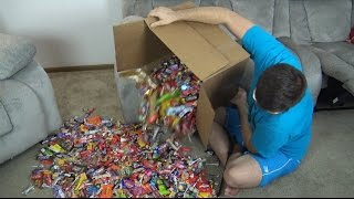 A lot of CANDY! NEW !!!! , magic for kids