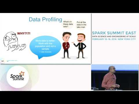 Data Profiling and Pipeline Processing with Spark