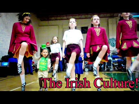 The Irish Culture! (3.15.15 - Day 455) daily vlogs