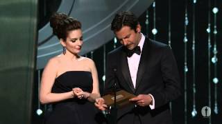 The Girl With The Dragon Tattoo Wins Film Editing: 2012 Oscars