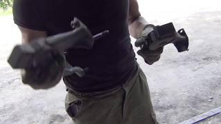 Вибрация в салоне -Замена подушки двигателя toyota allion 240
