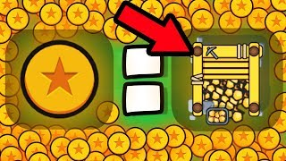 BIGGEST GOLDEN GOLD MINE UPGRADE BASE EVER MADE! (1 Million gold p. second) l Lordz.io New Update