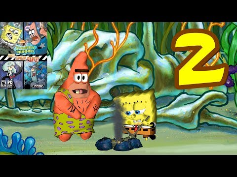 SpongeBob Lights, Camera, Pants! [PC] - Part 2: Northern Bikini Bottom [4K]