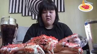 تعلم اكل الكابوريا ( بدون بهدله) Learn to eat the crab
