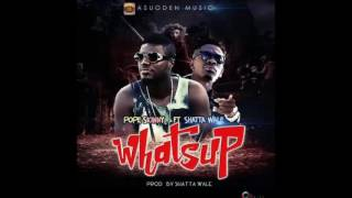 Pope Skinny Ft. Shatta Wale - Whatsup(Tune 2016)