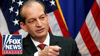 Alex Acosta set to step down as secretary of labor