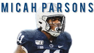 """Micah Parsons 