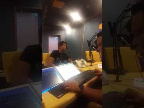Khai bahar live di radio putra FM malaysia