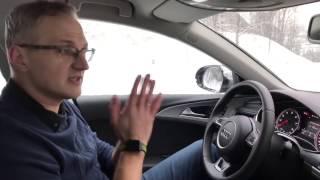 AUDI A6 2017 Обзор