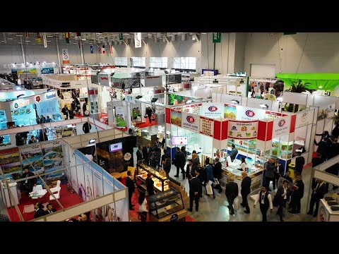 6th OIC Halal Expo-29 November -02 December 2018 - Eurasia Show and Art Center-Istanbul
