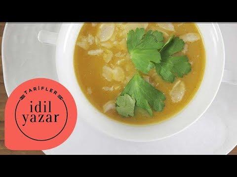 Armutlu Balkabağı Çorbası Tarifi - İdil Yazar - Yemek Tarifleri